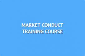 Market Conduct 20.0